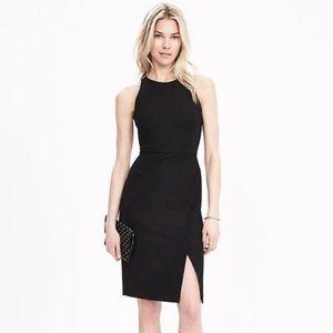 BANANA REPUBLIC bi-stretch dress size 8